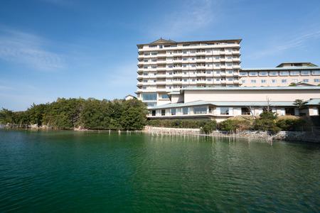 前湾朝、伊勢志摩エリア、三重県、日本の観光