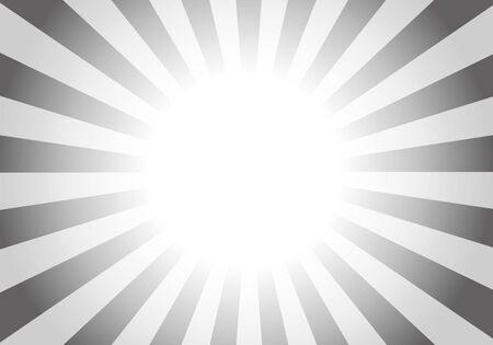 black radial background light vector