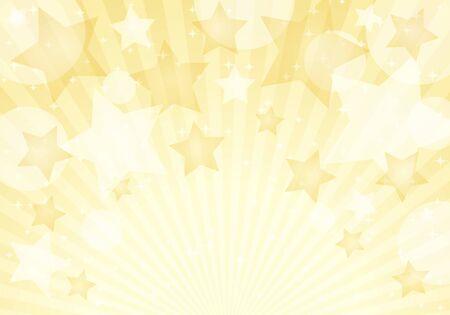 Yellow star pattern background material glitter 版權商用圖片 - 149159680