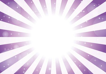 purple radial background light vector