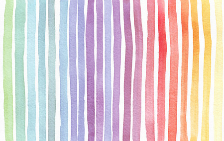 imperfect: Gradient splattered rainbow background, hand drawn with watercolor ink. Seamless painted pattern, good for decoration. Imperfect illustration. Pastel bright colors