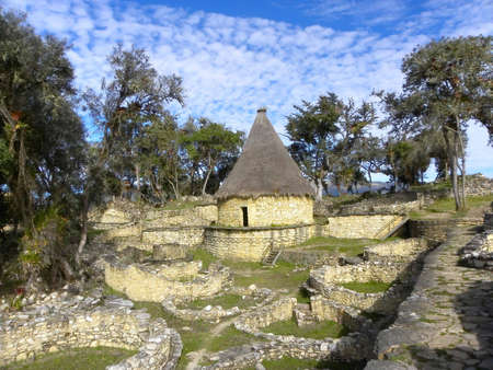 conquered: Kuelap - Fortress Chachapoyya civilization, conquered the Incas. It was built in the X century and lasted until around XVI century. Located in the Amazonas region in Peru.  Newly opened in 1843 located at an altitude of 3 thousand meters.