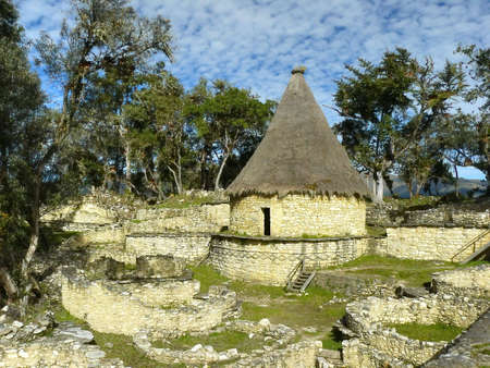 lasted: Kuelap - Fortress Chachapoyya civilization, conquered the Incas. It was built in the X century and lasted until around XVI century. Located in the Amazonas region in Peru.  Newly opened in 1843 located at an altitude of 3 thousand meters.