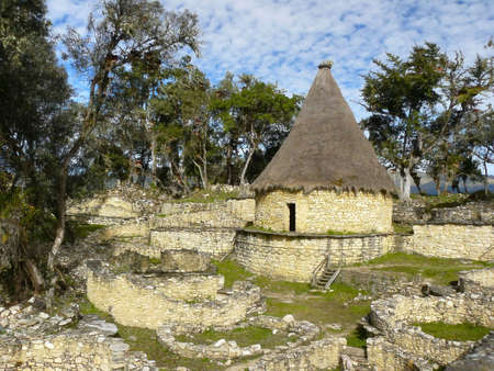 lasted: Kuelap -Fortress Chachapoyya civilization. It was built in the X century and lasted until around XVI century. Located in the Amazonas region in Peru.  Newly opened in 1843 located at an altitude of 3 thousand meters above sea level.
