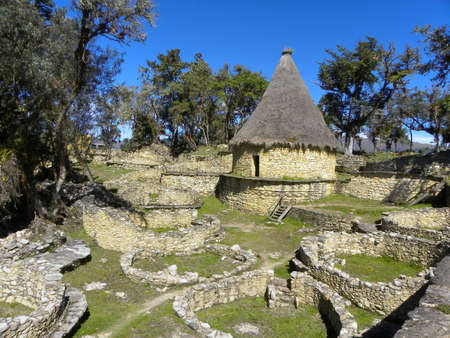 lasted: Kuelap (Kuélap) - Fortress Chachapoyya civilization, conquered the Incas. It was built in the X century and lasted until around XVI century. Located in the Amazonas region in Peru.  Newly opened in 1843 located at an altitude of 3 thousand meters.