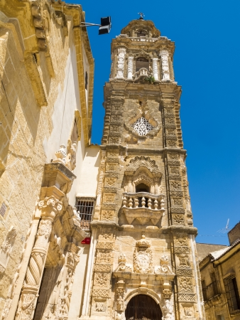 merced: Church and tower of the Merced, Osuna, Seville