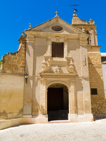 incarnation: Monastery of the Incarnation, Osuna, Seville