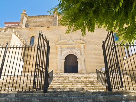 Sacred Art Museum of Osuna, Sevilla Stock Photo - 15583945