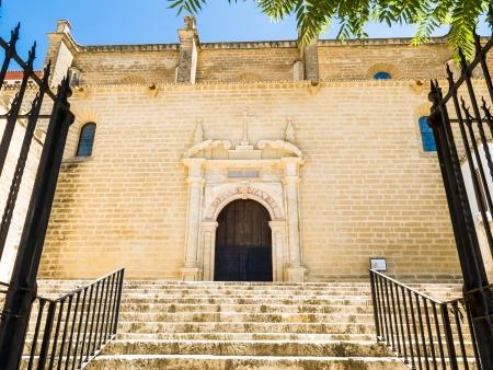 Sacred Art Museum of Osuna, Sevilla Stock Photo - 15583950