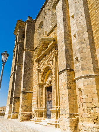 the sacral: Sacred Art Museum of Osuna, Sevilla