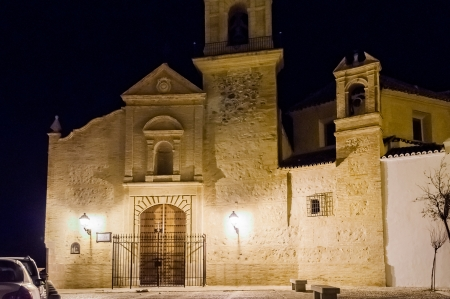 collegiate: Collegiate Church of Santa Maria Maggiore in Antequera