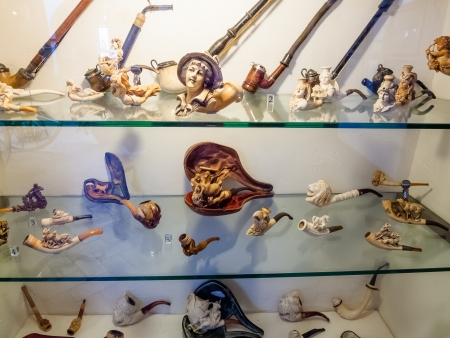 ronda: Smoking Pipes Exhibition at Museum of Lara, Ronda