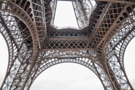 The Eiffel Tower Stock Photo - 16291510