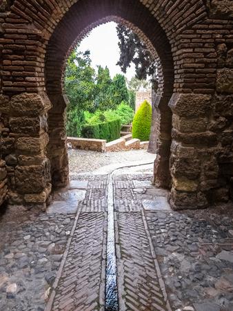 alcazaba: Alcazaba of Malaga Editorial
