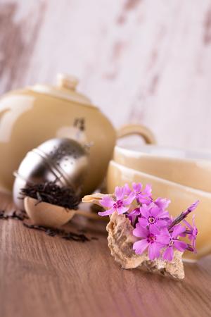 fleur rose de porcelaine banque d'images, vecteurs et