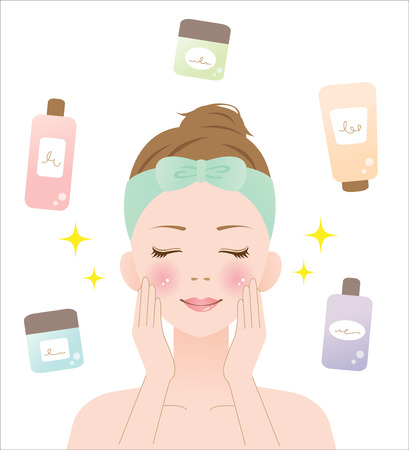 beauty skin: skin care