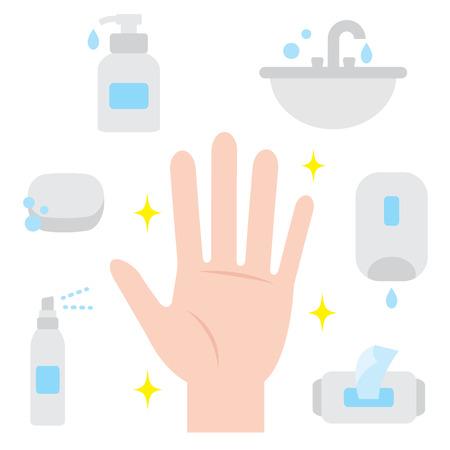 Sposoby utrzymywania czystości dłoni. higiena dłoni