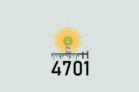Lighthouse 4701 Ilustrace