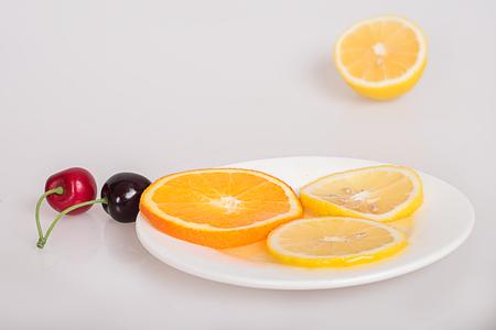 cosmetologies: Fruit Stock Photo