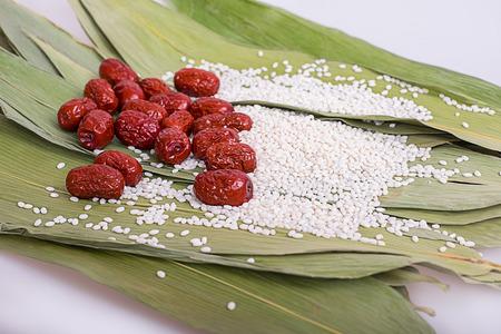 chinesisch essen: Dumplings Zutat