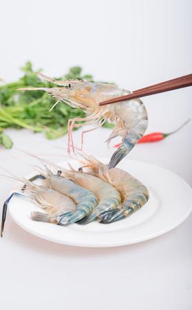aquatic products: Shrimp
