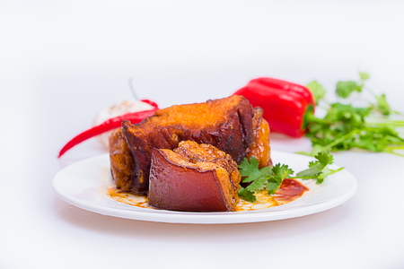 dongpo: Pork belly