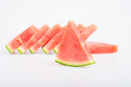 cosmetologies: Watermelon Stock Photo