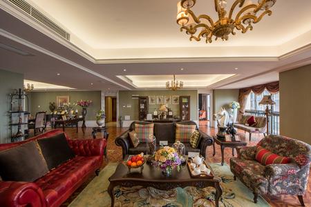 living room: Living room Editorial