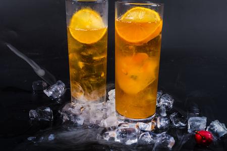 icecube: Ice Black Tea