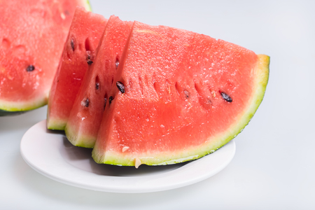 gules: watermelon Stock Photo