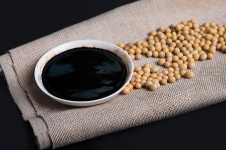 soja: salsa de soja