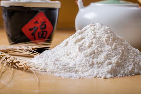 fullframes: flour with tea pot