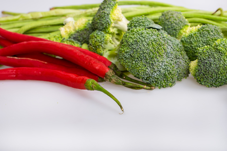 gules: broccoli