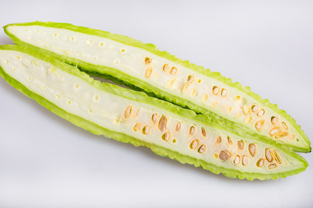balsam: Balsam pear Stock Photo