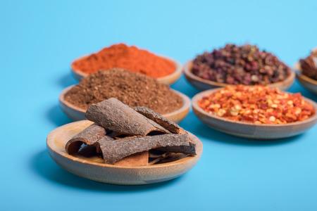 fullframes: seasoning Stock Photo