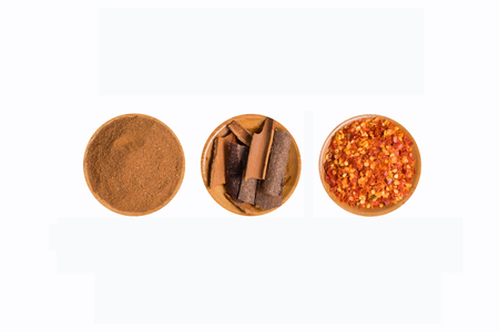 hunan: seasoning Stock Photo