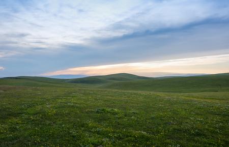 xinjiang: Xinjiang grassland scenery
