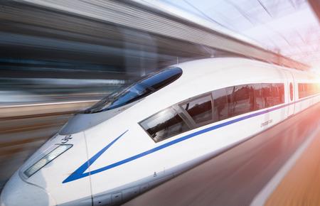 fullframes: High speed rail Editorial