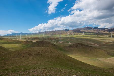 xinjiang: Xinjiang power generation station