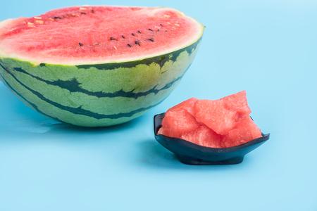 fullframes: Watermelon Stock Photo