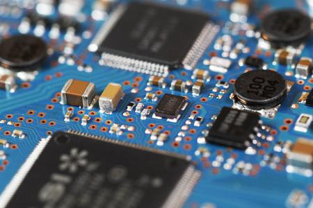 capacitance: circuit board