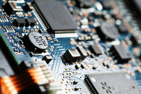circuitry: electronic board