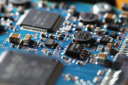 capacitance: electronic board