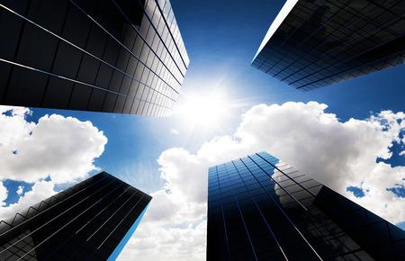 Business building  Standard-Bild