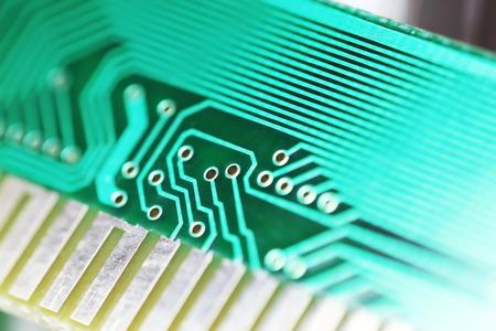 capacitance: Real board