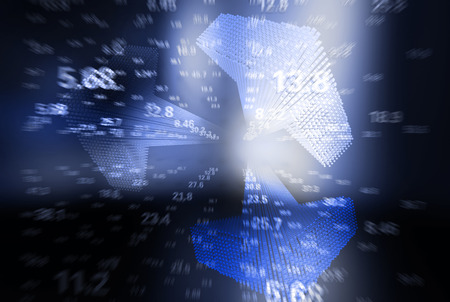 stock predictions: Data and information