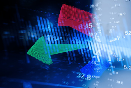 stock predictions: Financial data
