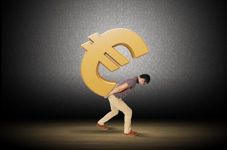 financial burden: Financial burden illustrations