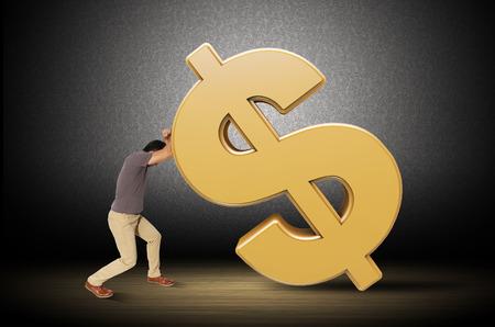 slaves: Slaves to money