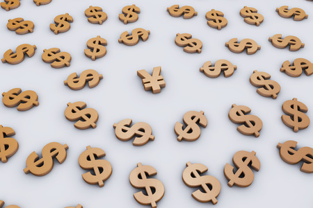 currency symbol: currency symbol. Stock Photo